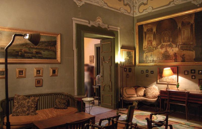 Villa Guariglia – Film Commission Regione Campania
